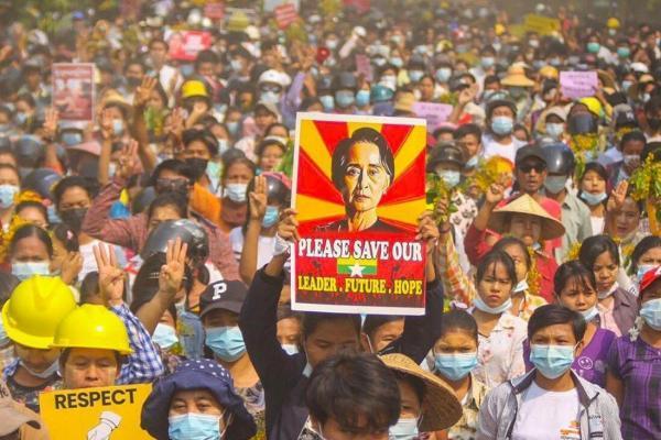 سفر احتمالی رهبران اتحادیه کشورهای جنوب شرق آسیا آ.سه.آن به میانمار