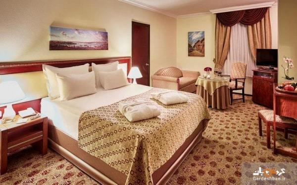 هتل چهار ستاره گونش مرتر؛ اقامتی لوکس در نزدیکی جاذبه های استانبول ، عکس