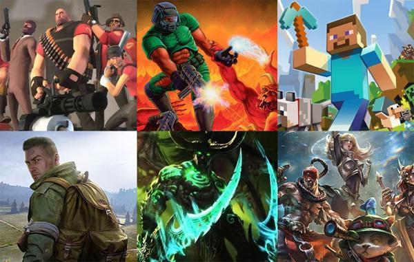 25 بازی برتر کامپیوتر که تاریخ ساز شدند