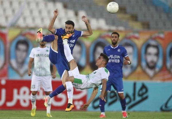طاهری: نمی دانم چرا وزیر ورزش سکوت نموده است، استقلال مثل بازی های قبل نبود