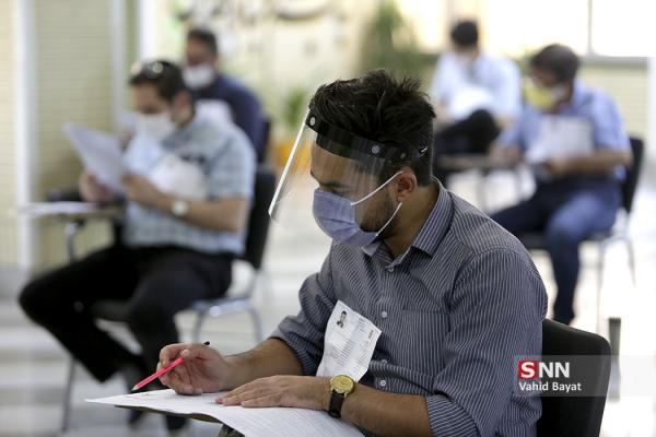 رقابت 105 هزار و 561 داوطلب آزمون سراسری در حوزه های امتحانی خراسان رضوی