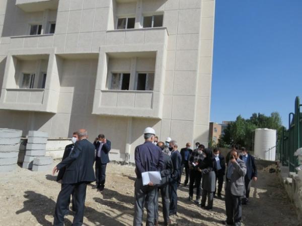 آخرین شرایط پروژه های خوابگاهی دانشگاه تهران