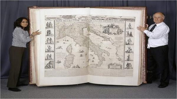 بزرگترین کتاب تاریخی دنیا دیجیتالی شد