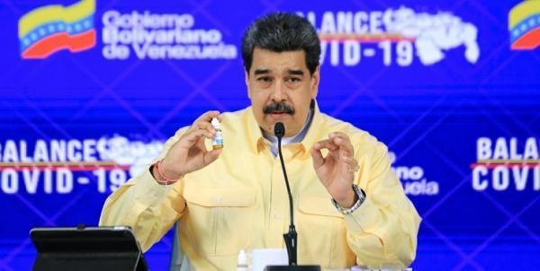 مادورو: آمریکا در پی کشتن من و رهبران ونزوئلا است